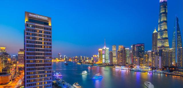 上海外滩英迪格酒店