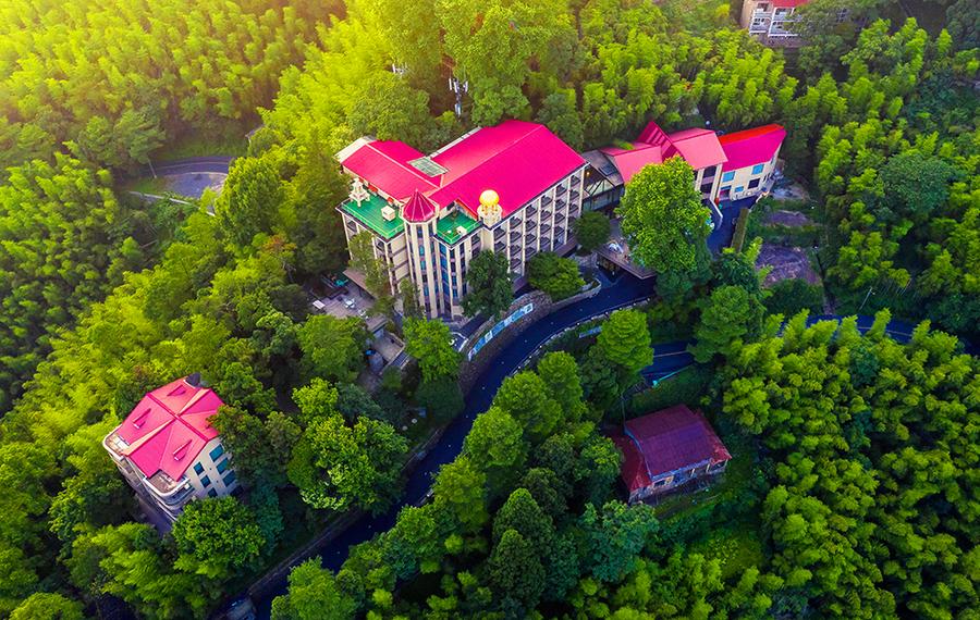 莫干山金茂天籁之梦度假酒店