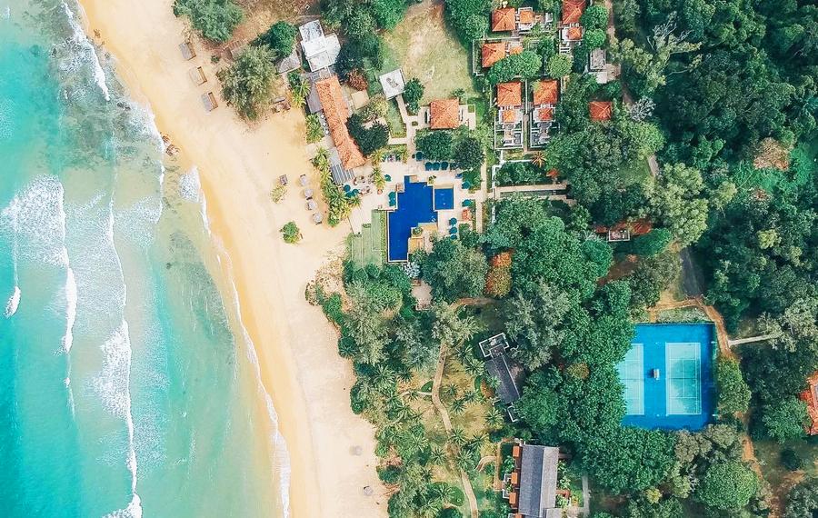 Tanjong Jara Resort月之影度假村