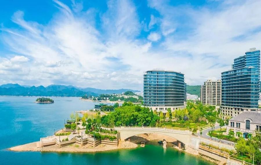 千岛湖绿城蓝湾度假酒店