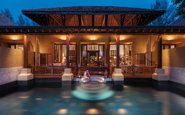四季度假村酒店 Four Seasons Resort Langkawi