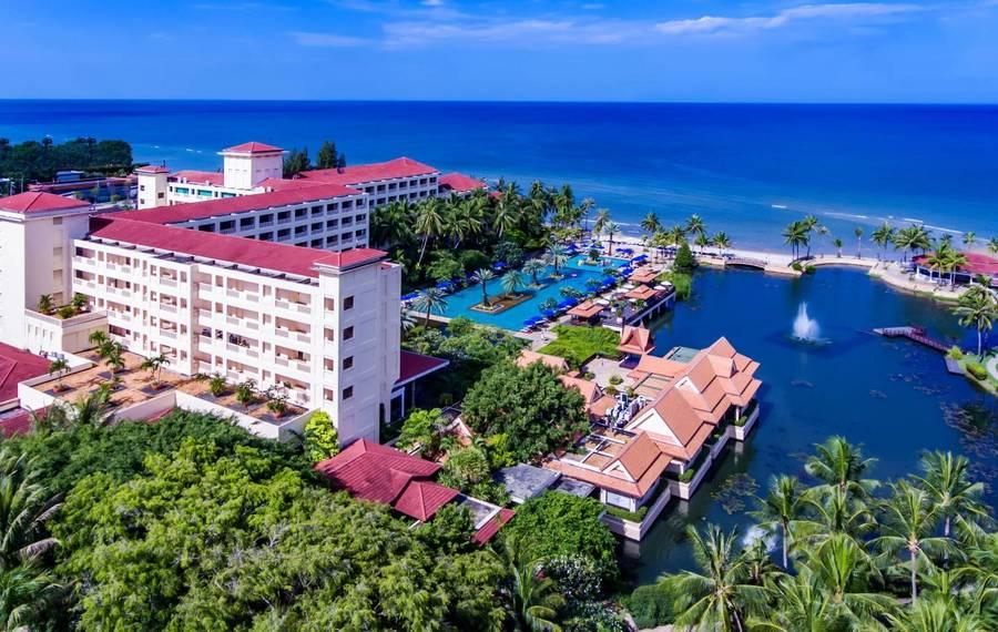 华欣都喜天丽酒店 Dusit Thani Hua Hin