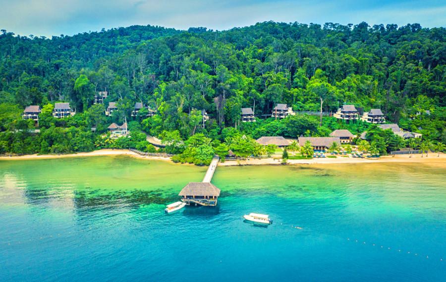 哥打京那巴鲁加雅岛度假村 Gaya Island Resort Kota Kinabalu