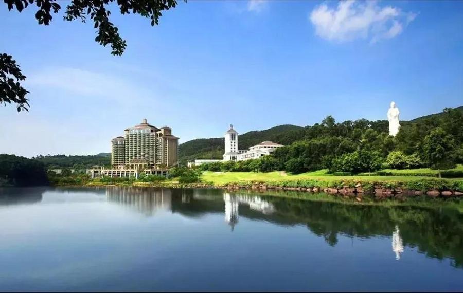 东莞观澜湖酒店