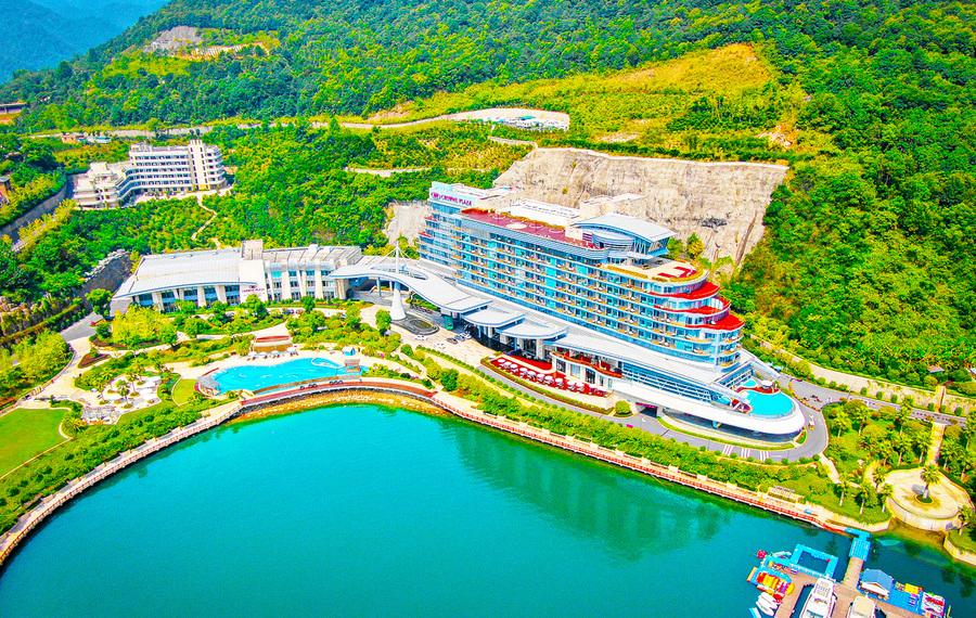 杭州千岛湖皇冠假日酒店