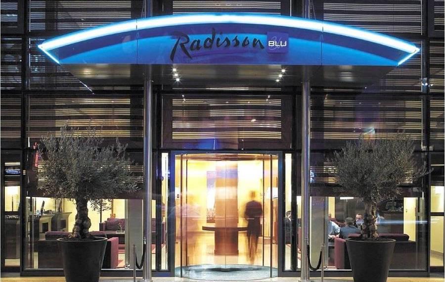 巴黎布洛涅丽笙酒店 Radisson Blu Hotel, Paris-Boulogne