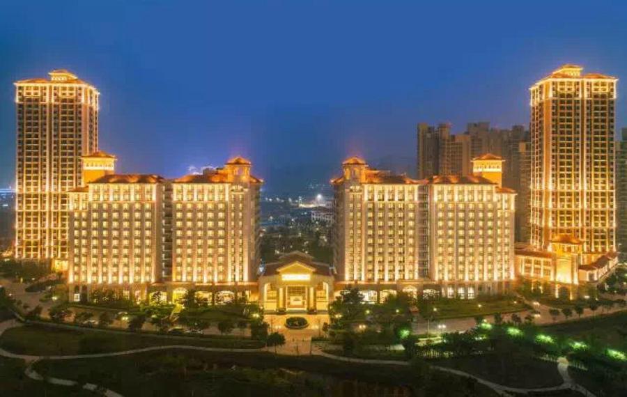 长隆迎海酒店公寓(珠海海洋王国店)