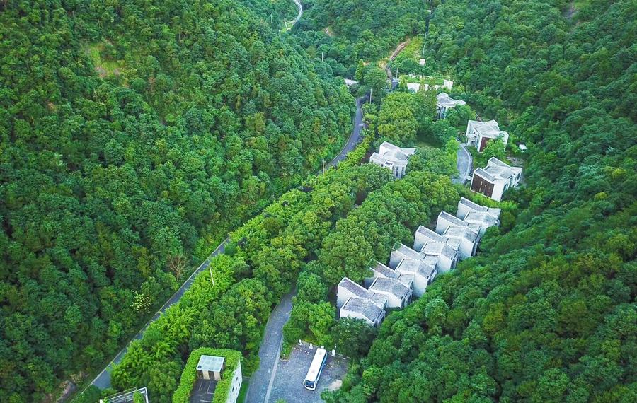 宁波南苑五龙潭度假酒店