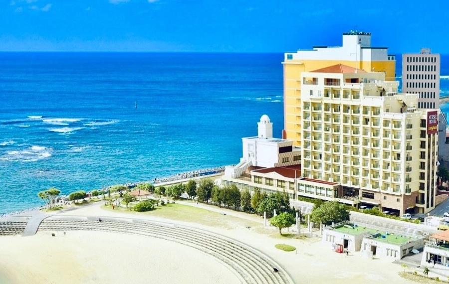 冲绳坎帕纳船舶酒店(Vessel Hotel Campana Okinawa)