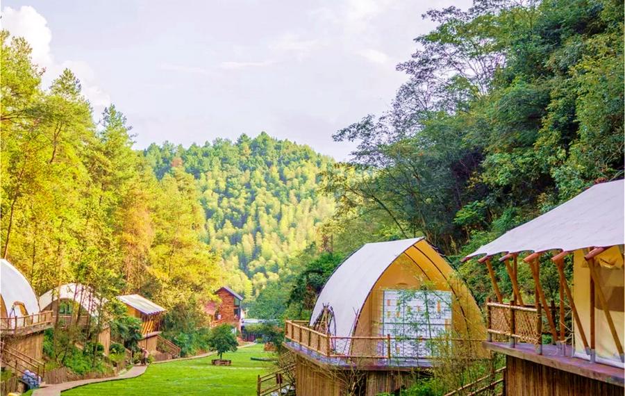 杭州慕仁露营·太阳谷·拾伍间民宿