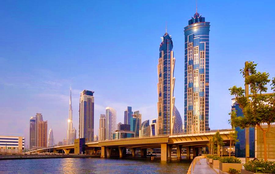 迪拜JW万豪侯爵酒店