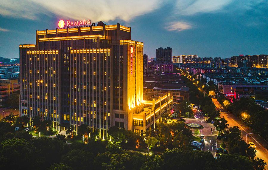 苏州高新华美达酒店