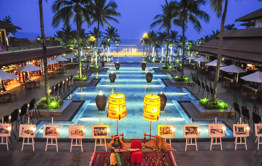 Furama Resort Danang岘港富丽华大酒店