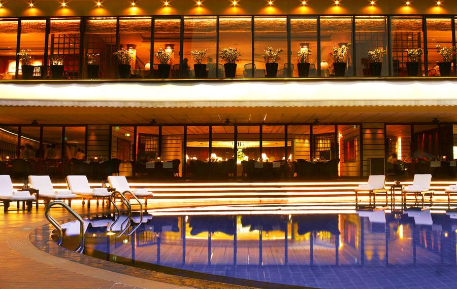 新加坡丽晶酒店