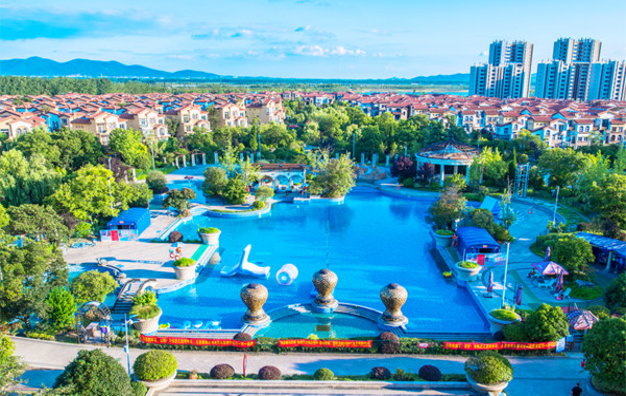 滁州碧桂园欧洲城凤凰酒店