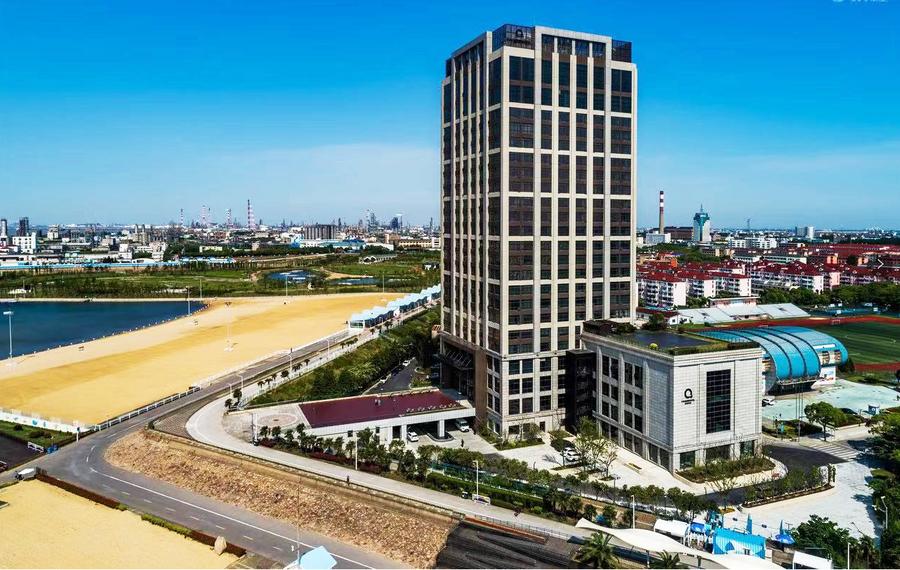 上海金山滨海铂骊酒店