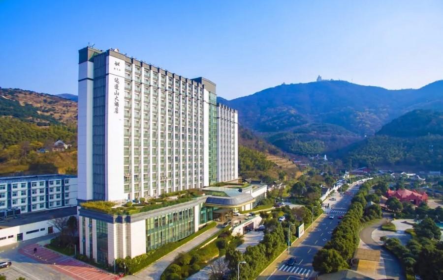 慈溪达蓬山大酒店
