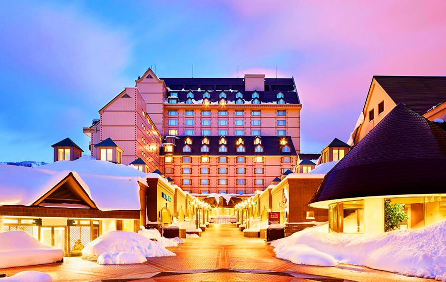 北海道初雪谷臻品之选度假酒店