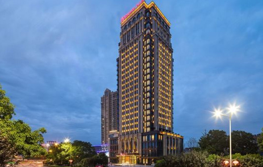 武汉黄陂华美达广场酒店