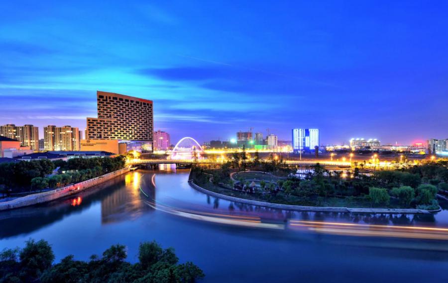 上海嘉定喜来登酒店