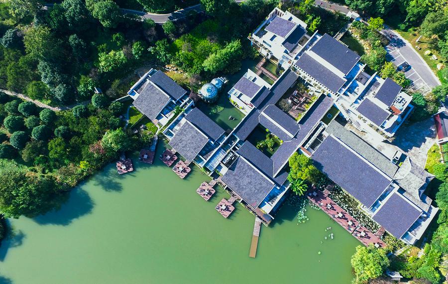 杭州水墨蓉庄艺术主题酒店