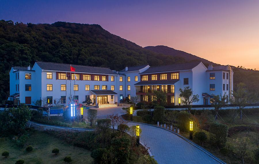 普陀山山水花园酒店
