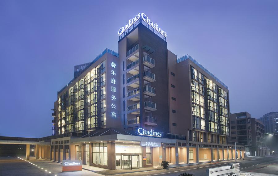 武汉馨乐庭沌口公寓酒店