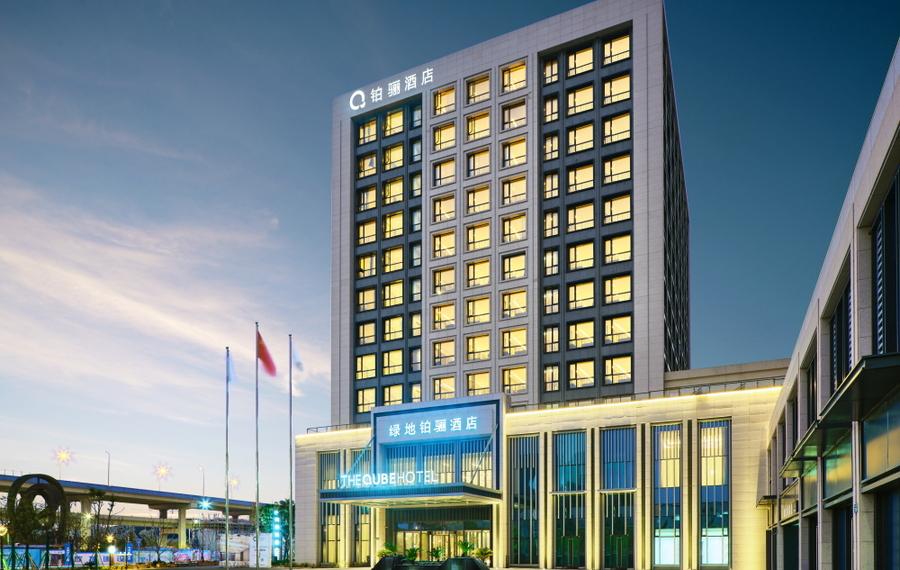 宁波北城绿地铂骊酒店