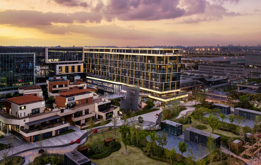 上海虹桥康得思酒店