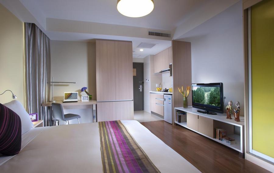 西安馨乐庭兴庆宫公寓酒店