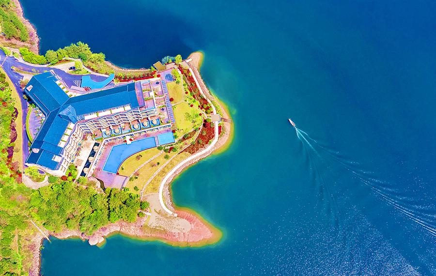 杭州千岛湖景澜返里度假酒店
