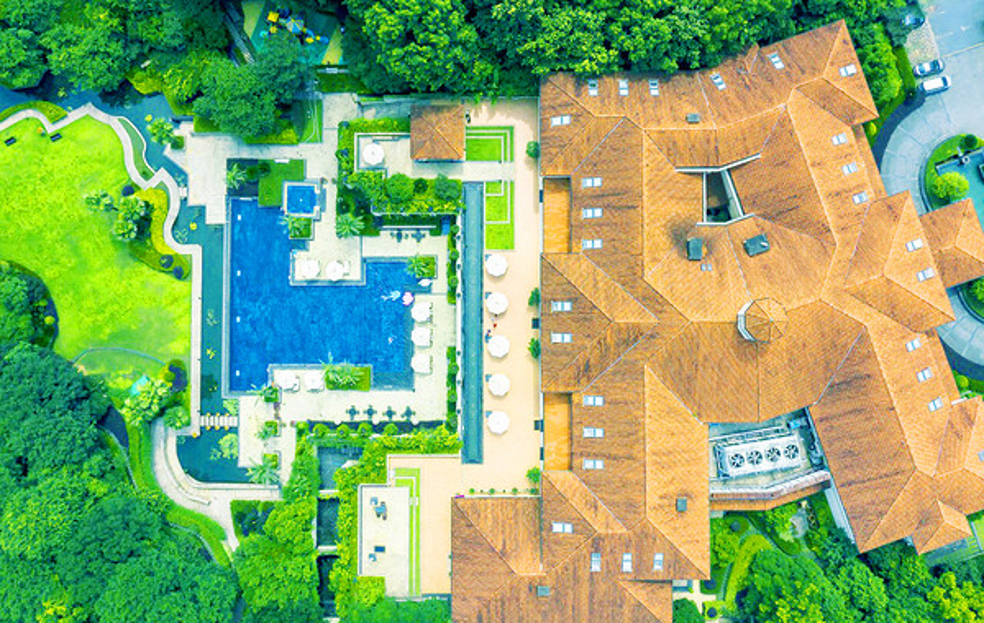 绿城·杭州玫瑰园度假酒店