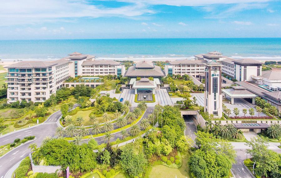 阳江海陵岛保利皇冠假日酒店