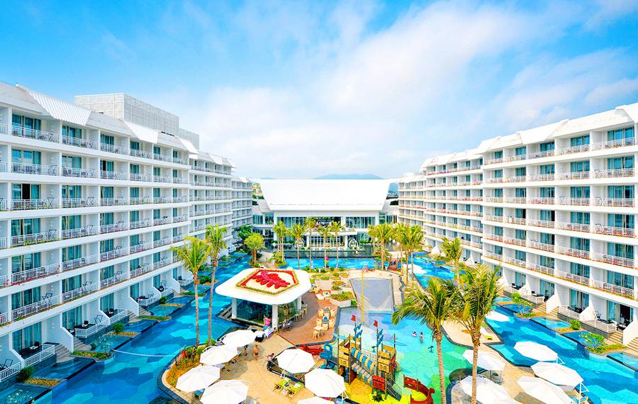 三亚亚龙湾迎宾馆