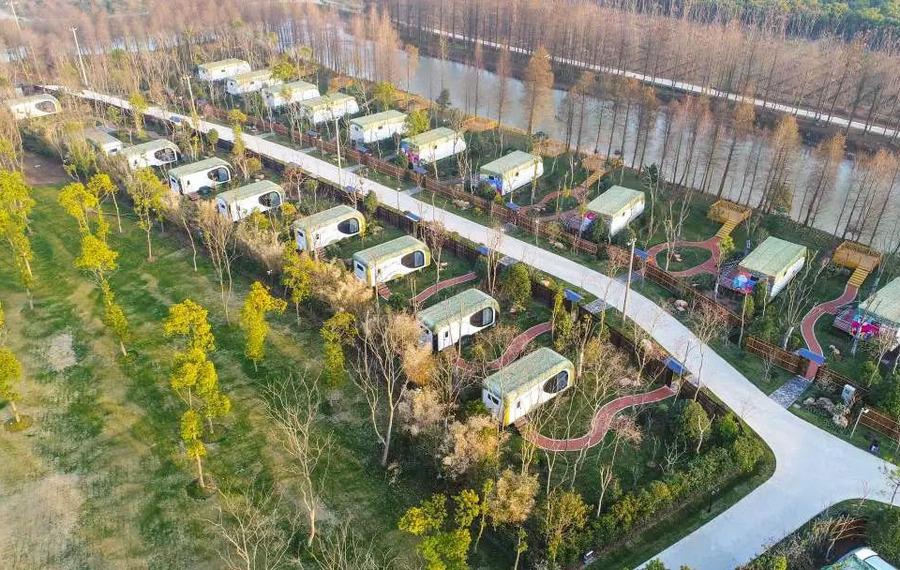 上海海湾房车露营地