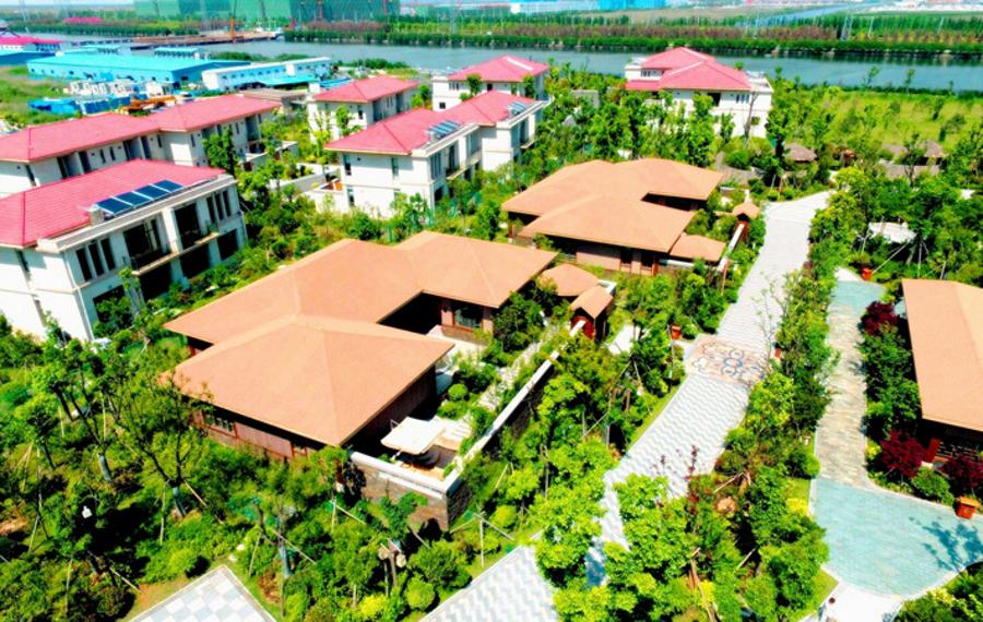 慈溪杭州湾海底温泉酒店