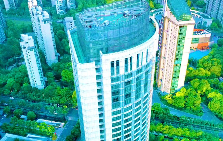 上海东锦江希尔顿逸林酒店