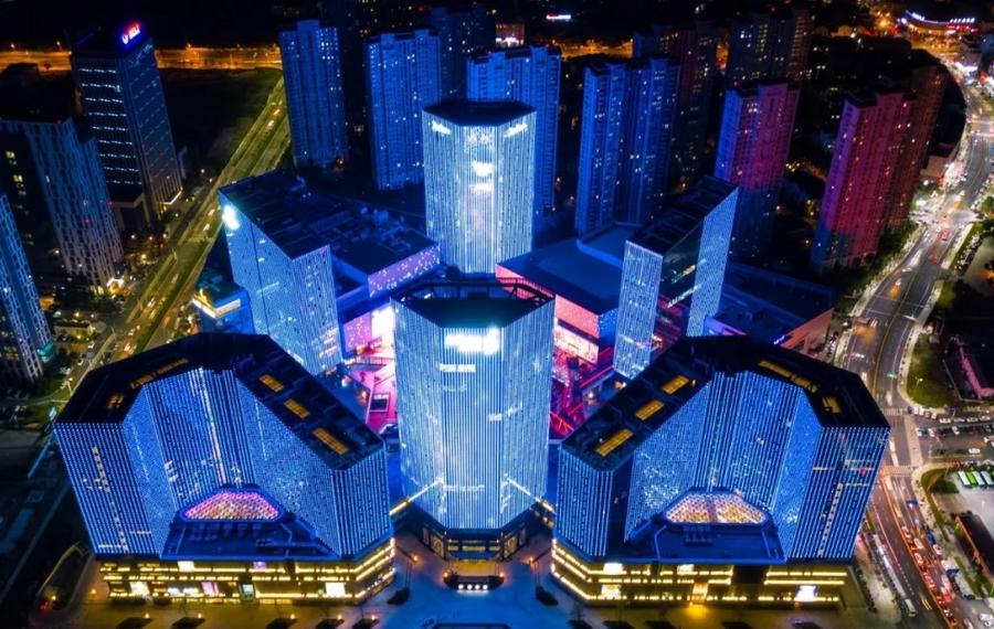 宁波影秀城丽筠酒店