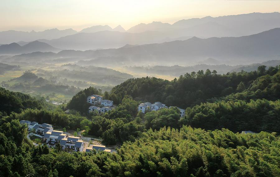 九华山花间堂·雾涧