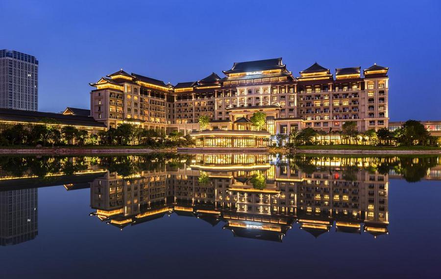 广州融创万达文华酒店