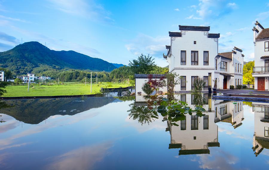 黄山涵田度假村酒店