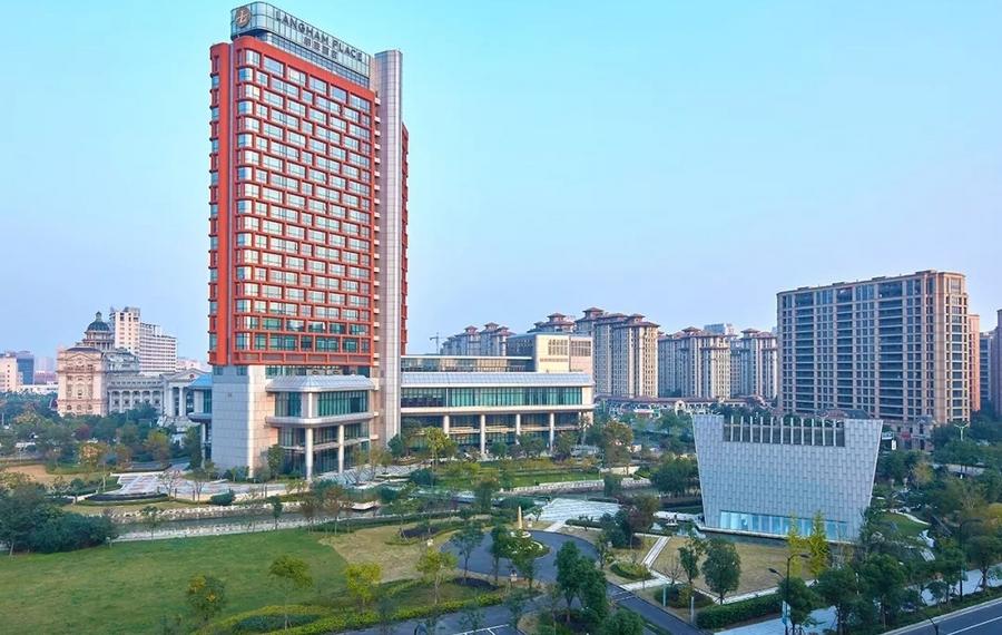 海宁朗豪酒店