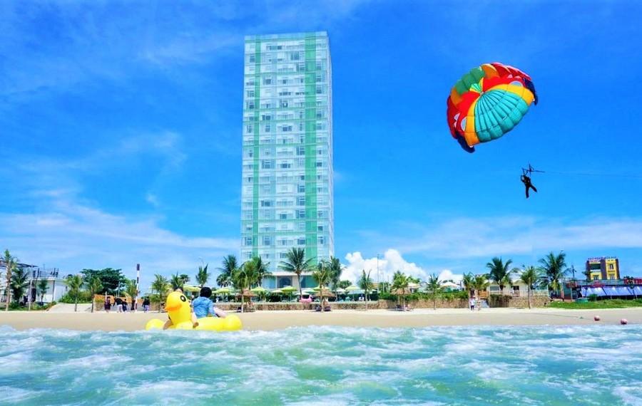 岘港综合套房酒店Fusion Suites Danang