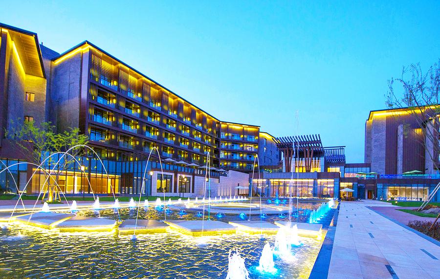 涵田茅山半岛酒店