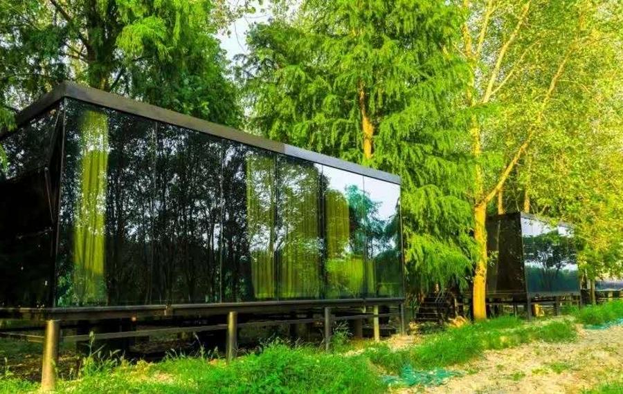 上海科幻森林精灵岛