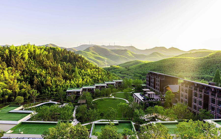 莫干山开元颐居·地热森林酒店