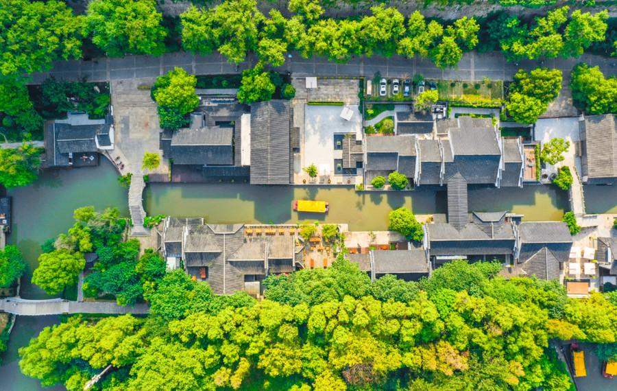 南京夫子庙隐逸水街酒店
