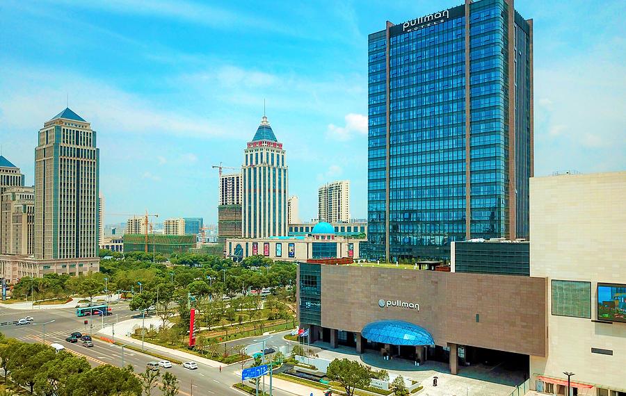 苏州中惠铂尔曼酒店