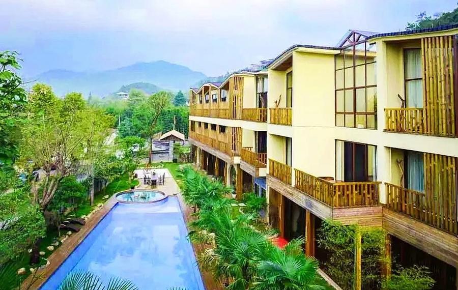 莫干西楼度假酒店