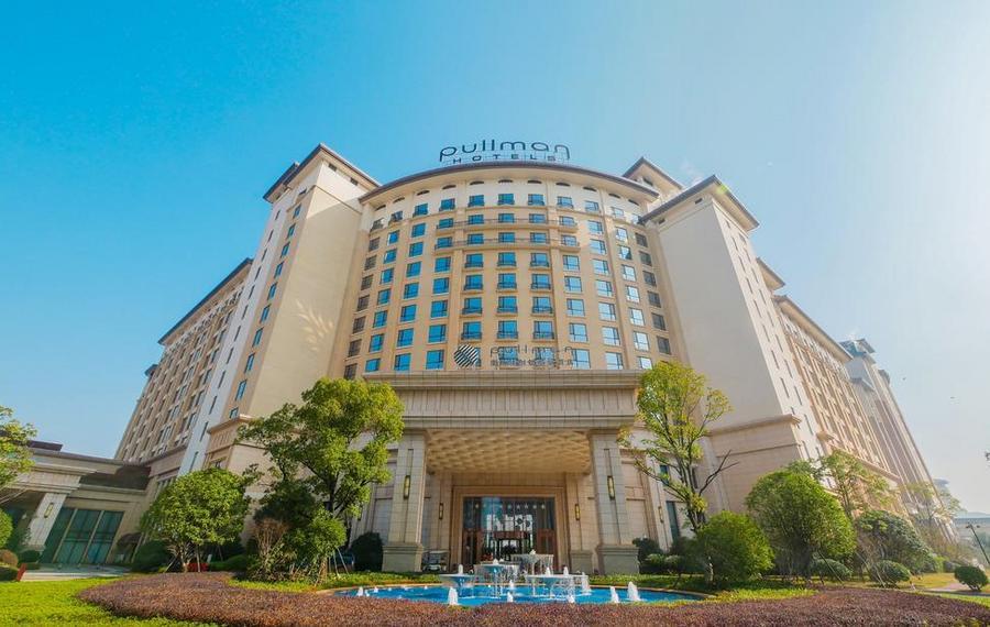 南昌融创铂尔曼酒店